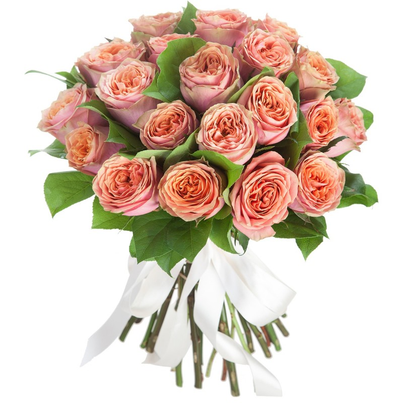 "Букет из роз ""Вайлд Лук"""