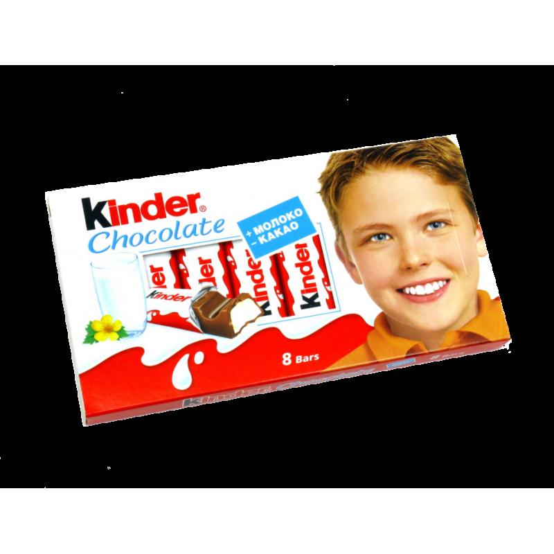 Kinder Шоколад