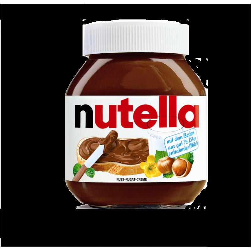 """Шоколадно ореховая паста """"Nutella"""""""